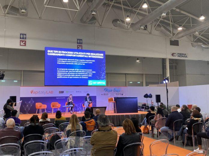 VAPITALYPRO 2019:LIAF presenta un workshop sul counseling antifumo
