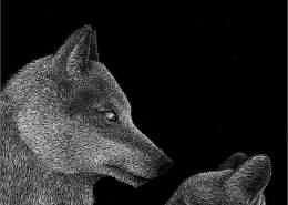 Il lupo e la volpe - Lia Mariani