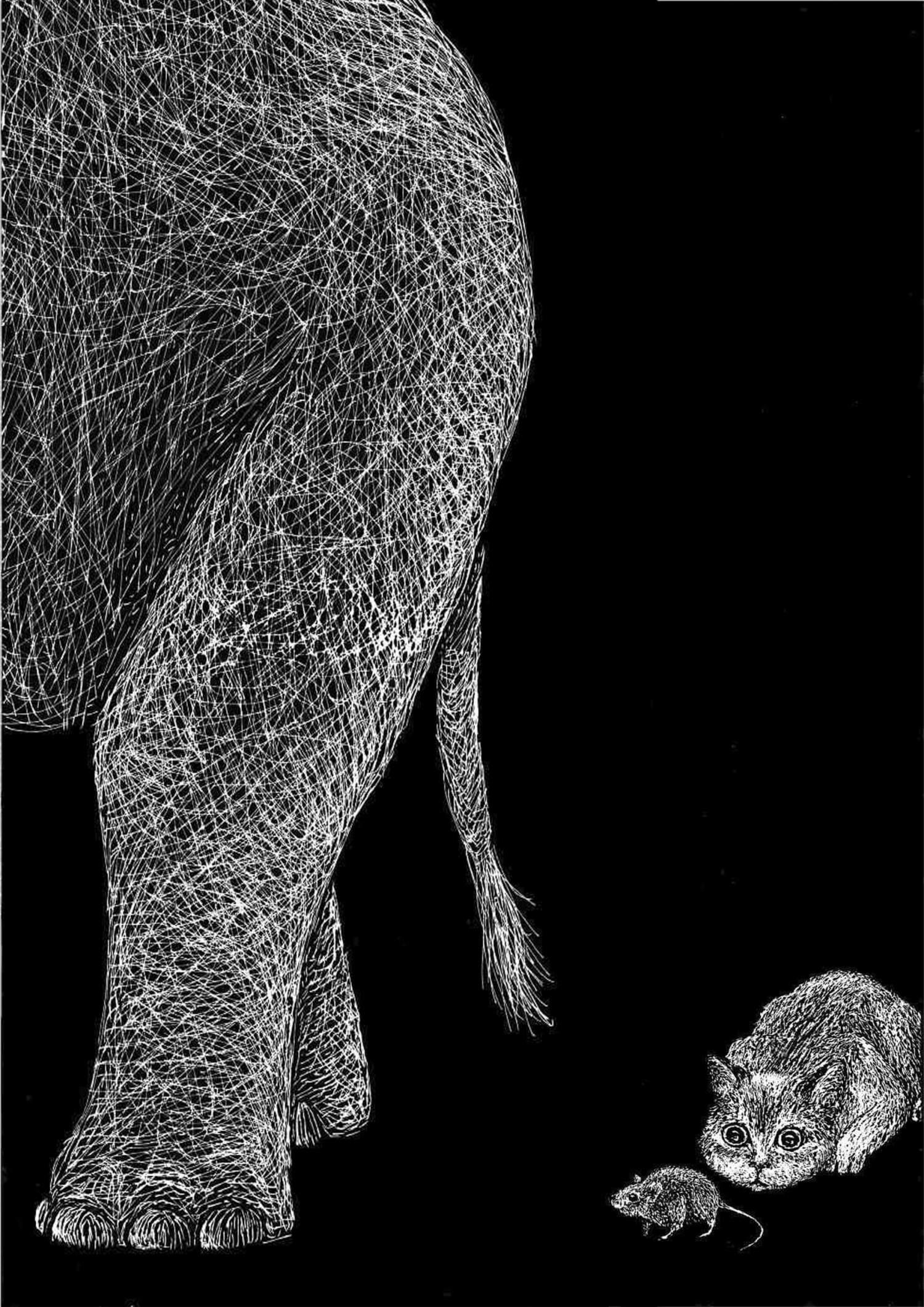 Il topo e l'elefante - Lia Mariani