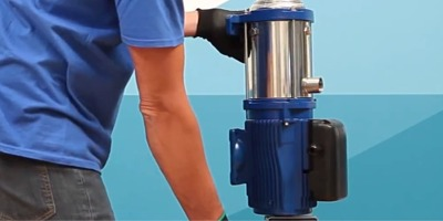 Liam Chawke Water Pumps