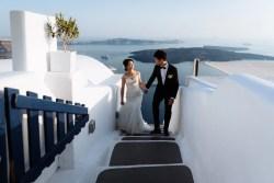 Santorini Pre Wedding Photography