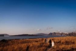Santorini landscape