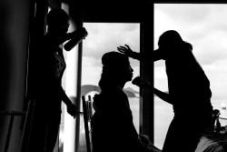 Wedding Silhouette
