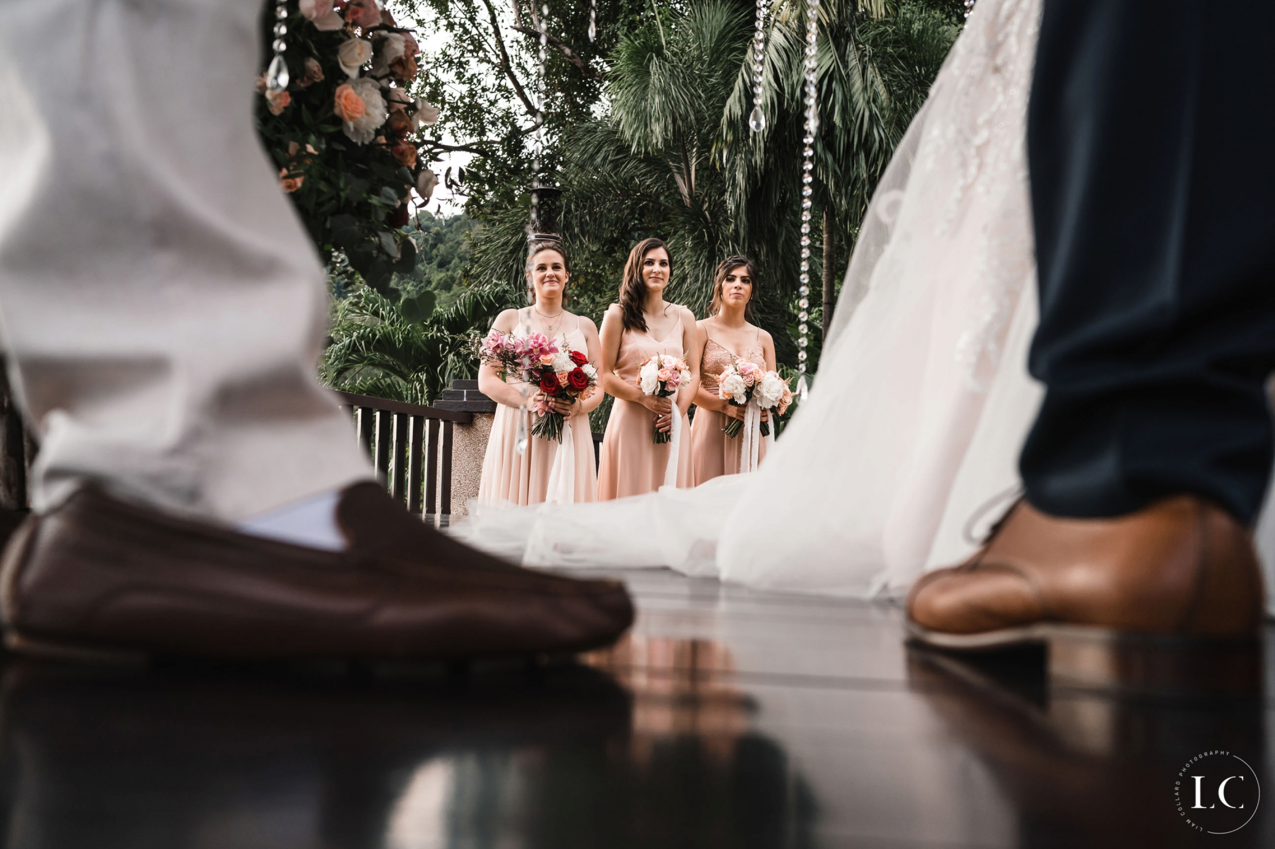 Bann Chang Thai Villa Wedding Liam Collard Photography