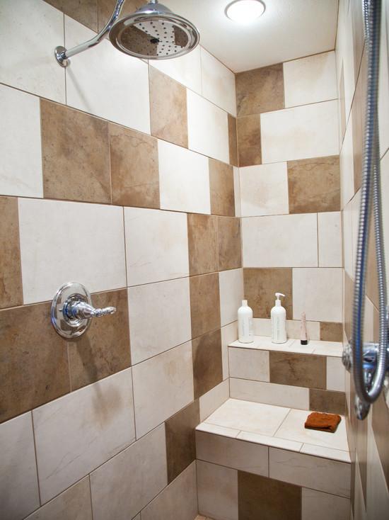 Timber Frame Bathroom Remodel