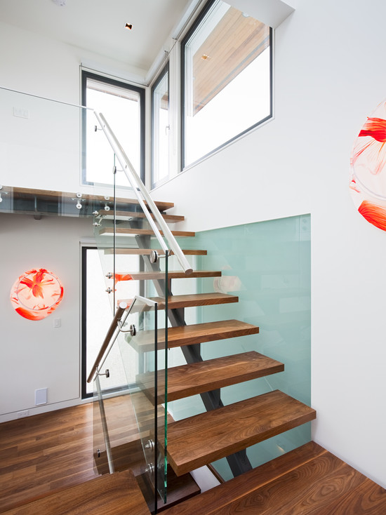 Floating Stairs (Vancouver)
