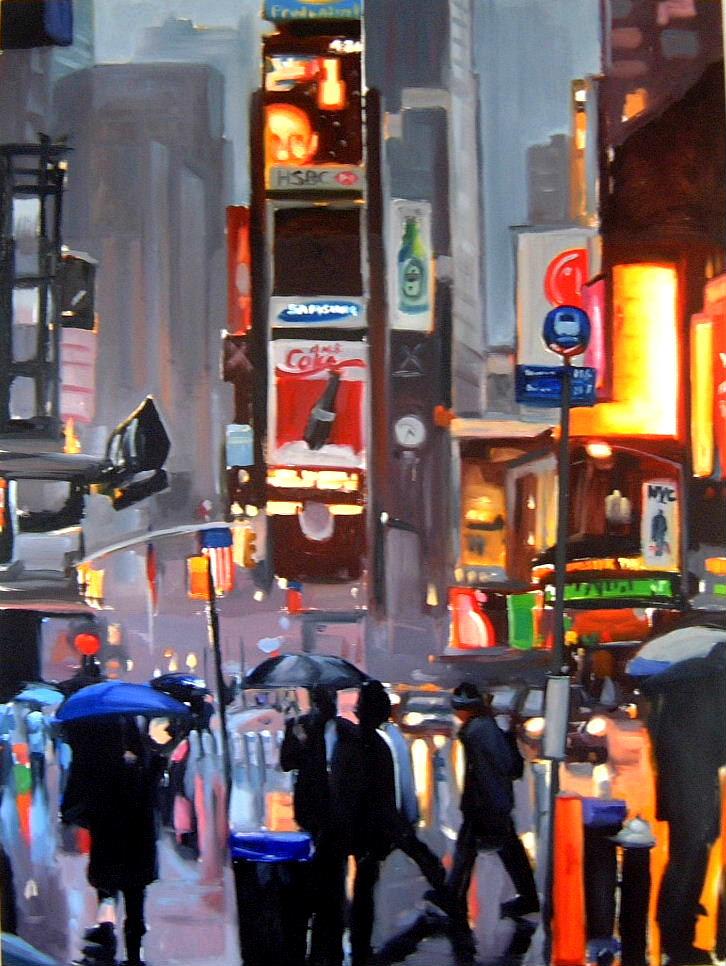 Liam Spencer  New York