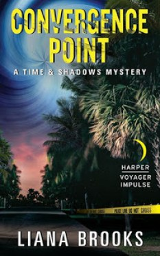 Convergence Point: A Time And Shadows Time Travel Mystery