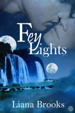 Fey Lights: A Science Fiction Romance Novella (Sci Fi Romance - Outer Space, Aliens)