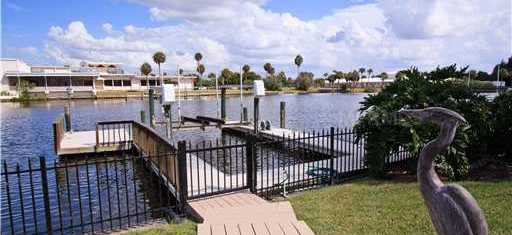 Tampa Waterfront Home Under $1 Million!