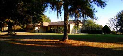 Reduced!  Upgraded Home + 4.37 Acres in Plant City!