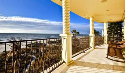 Gulf Front Foreclosure on Indian Rocks Beach – Fully Furnished!