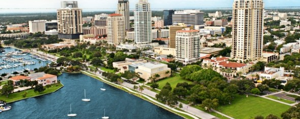 Luxury Waterfront Condos Inventory Shrinking in Downtown St. Petersburg!