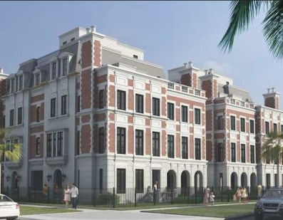 Renaissance City Homes Rendering