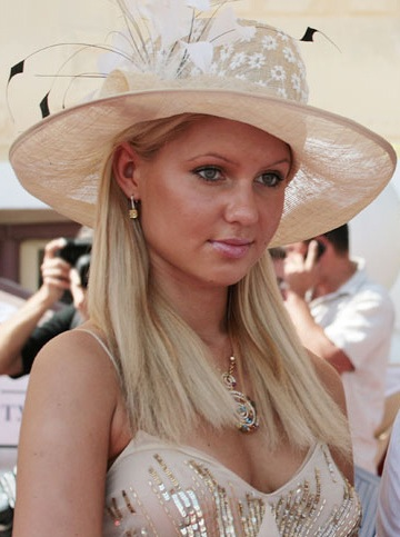 Ekaterina Rybolovlev 22 year old Russian heiress