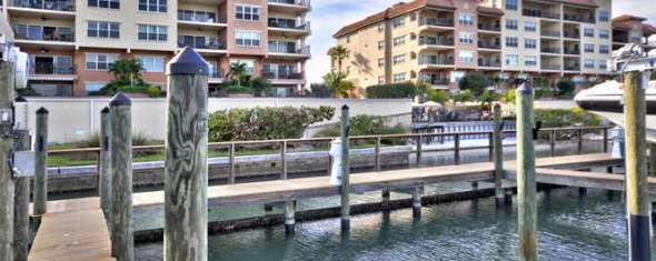 Just Sold at 98% of Asking Price: Boca Sands Waterfront Condo!