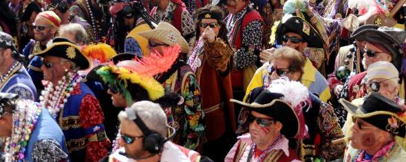Tampa's Gasparilla Pirate Fest Event 2016 Schedule