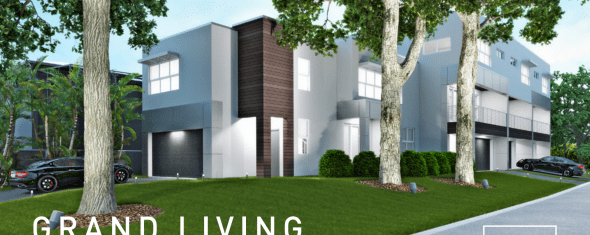 Bayshore Grand:  Luxury Modern Townhomes come to South Tampa's Bayshore Boulevard