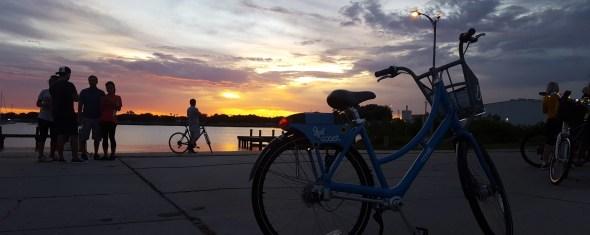 New Bike Share Program in Downtown Tampa and St. Petersburg