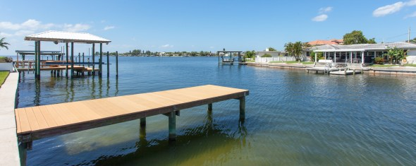 SOLD: 3 Bedroom Waterfront Home in St. Petersburg's Tropical Shores