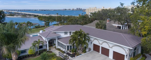 Just Sold: Belleair Bluffs 1 Acre Waterfront Estate Home