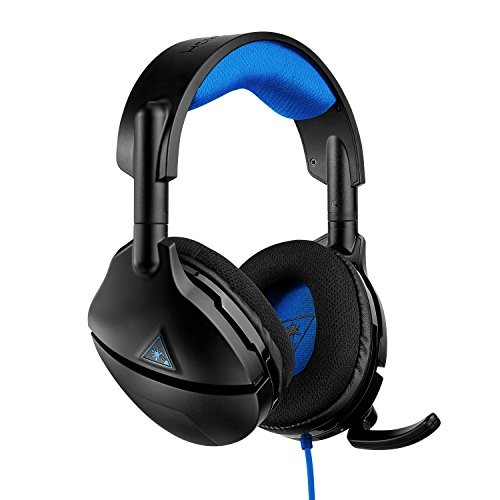 Turtle Beach Stealth 300 Amplified Gaming Headset for PS4 and PS4 Pro –  PlayStation 4