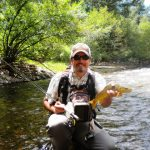 Let our Estes Park Fly Fishing Guides hand tie custom trout flies for your next adventure.