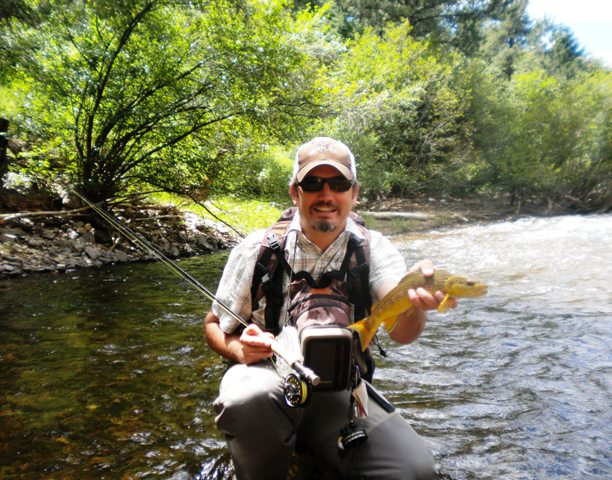 Big Thompson River Fly Fishing | Information