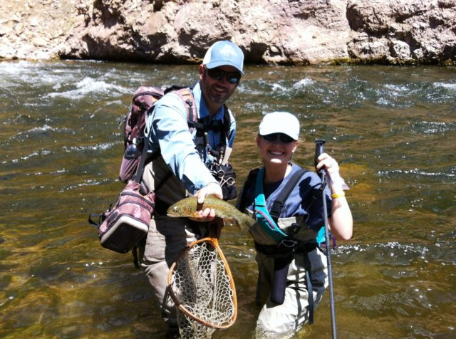 Colorado beginner fly fishing classes liarflies for Beginning fly fishing