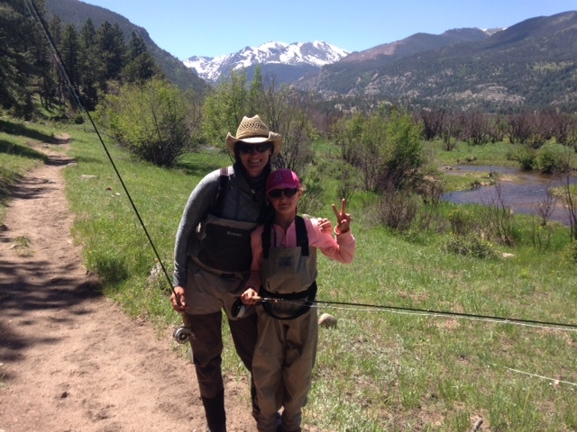 Audra Pearson | Northern Colorado Fly Fishing Guide