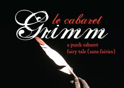 Le Cabaret Grimm