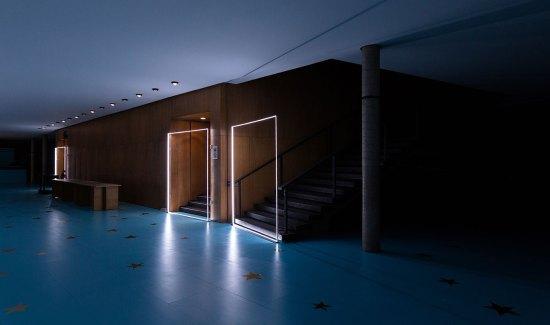 Installation view, foyer, Berliner Festspielhaus, 2018