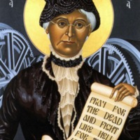 Mother Jones Icon