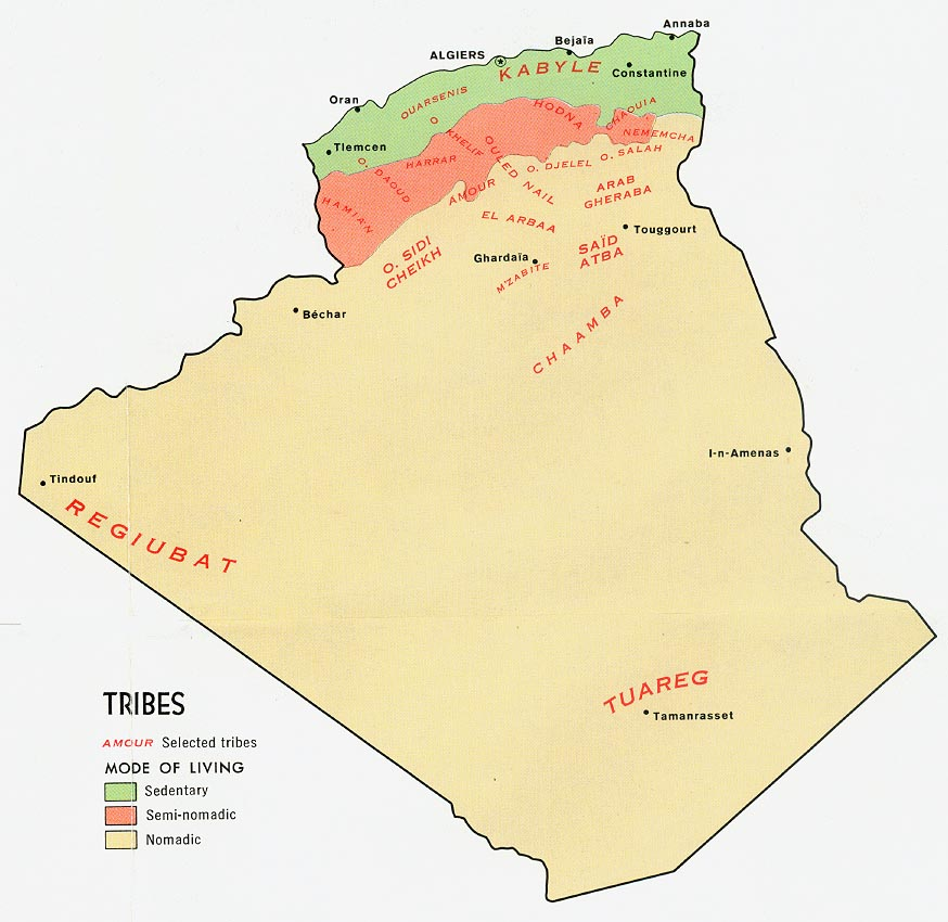 Algeriet ny regering efter mordet