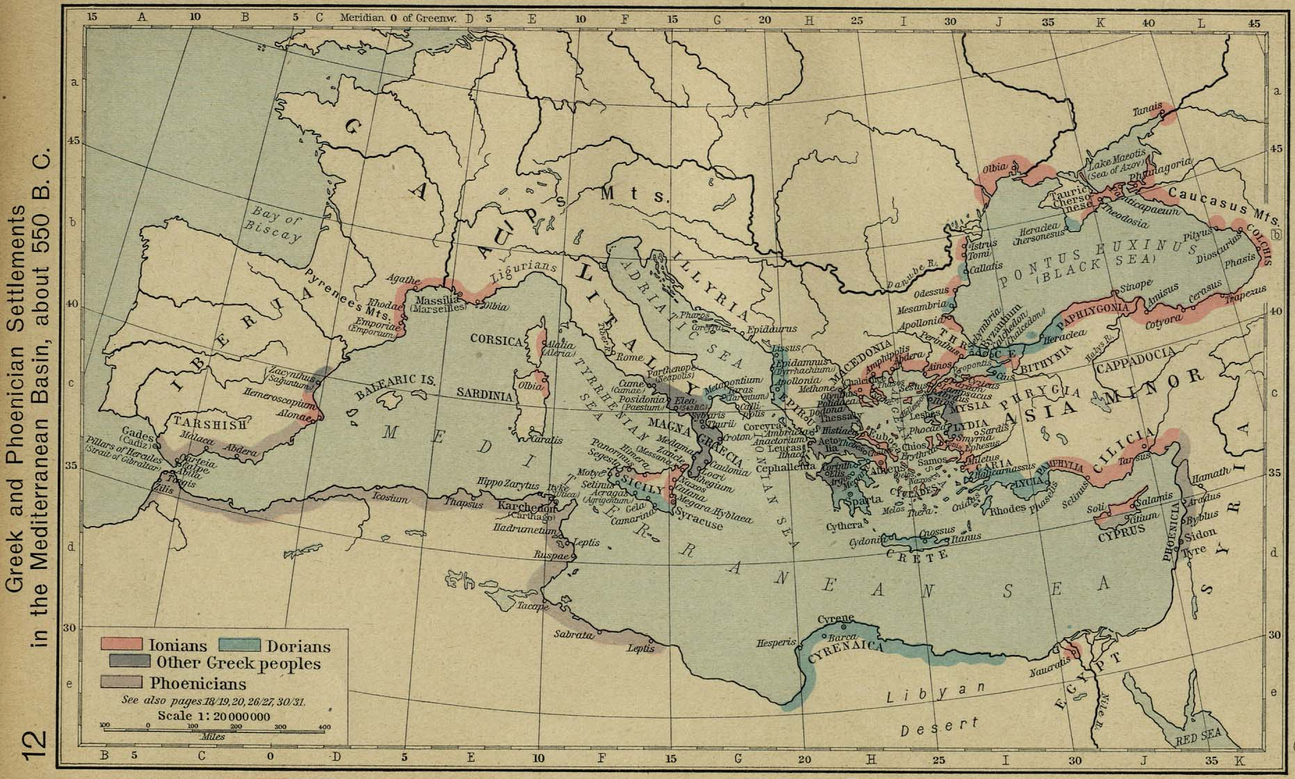 Ancient Greece Atlas Afp Cv