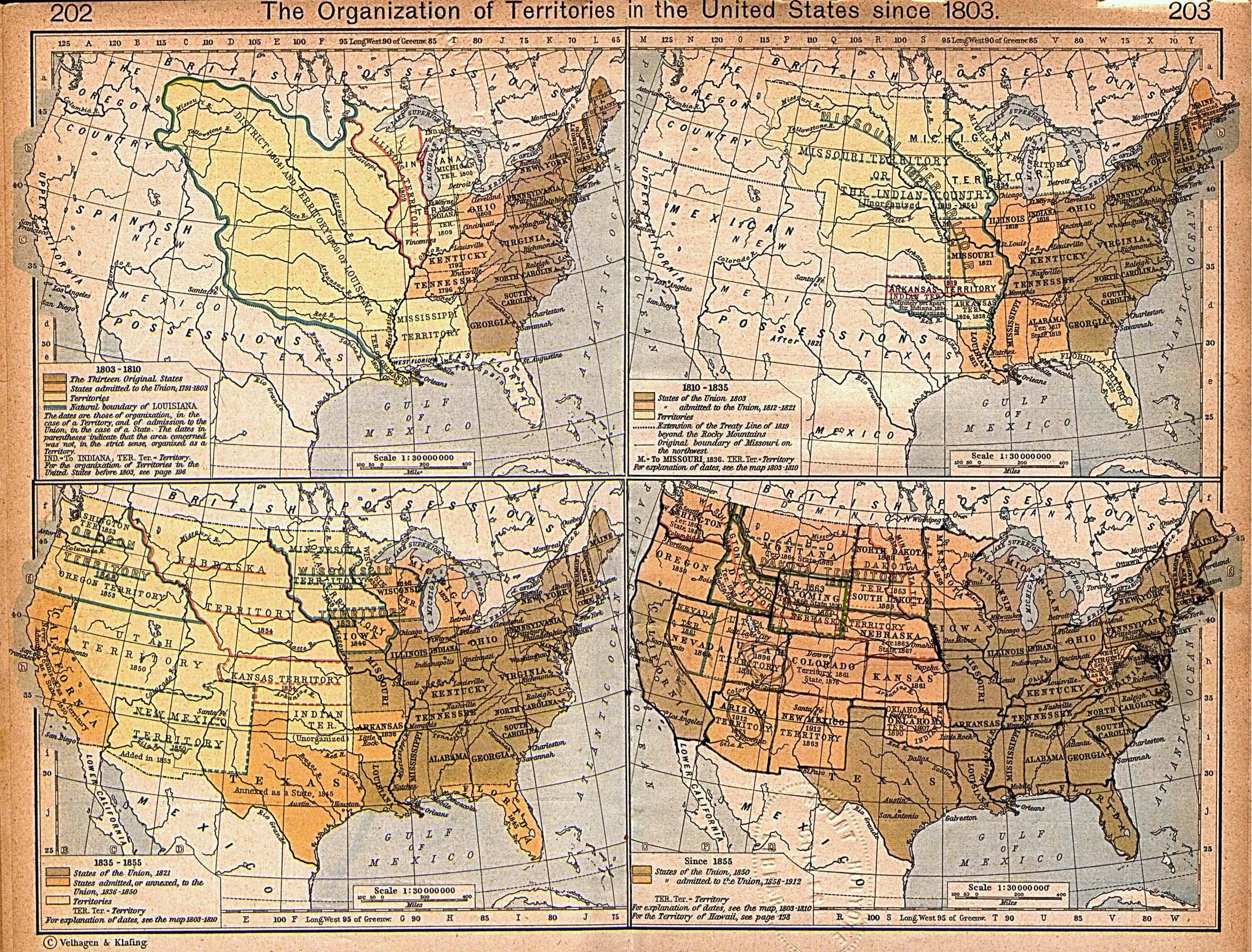 United States Historical Maps