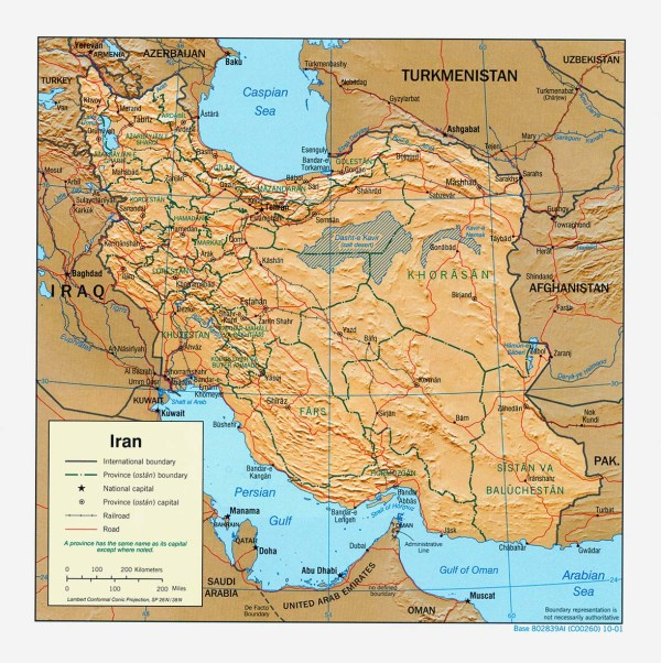 Iraq Turkey and Iran