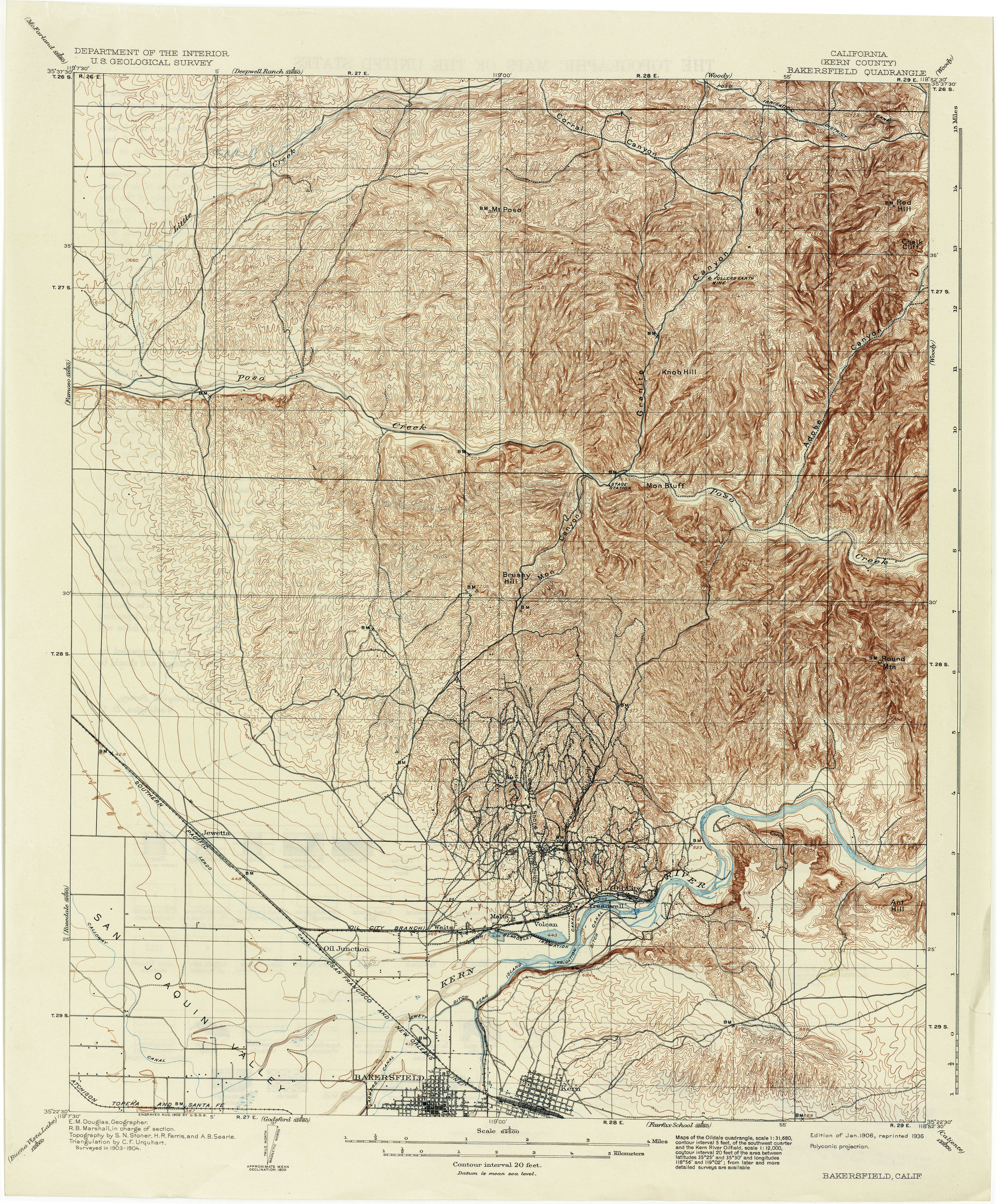 Where To Get Topographic Maps