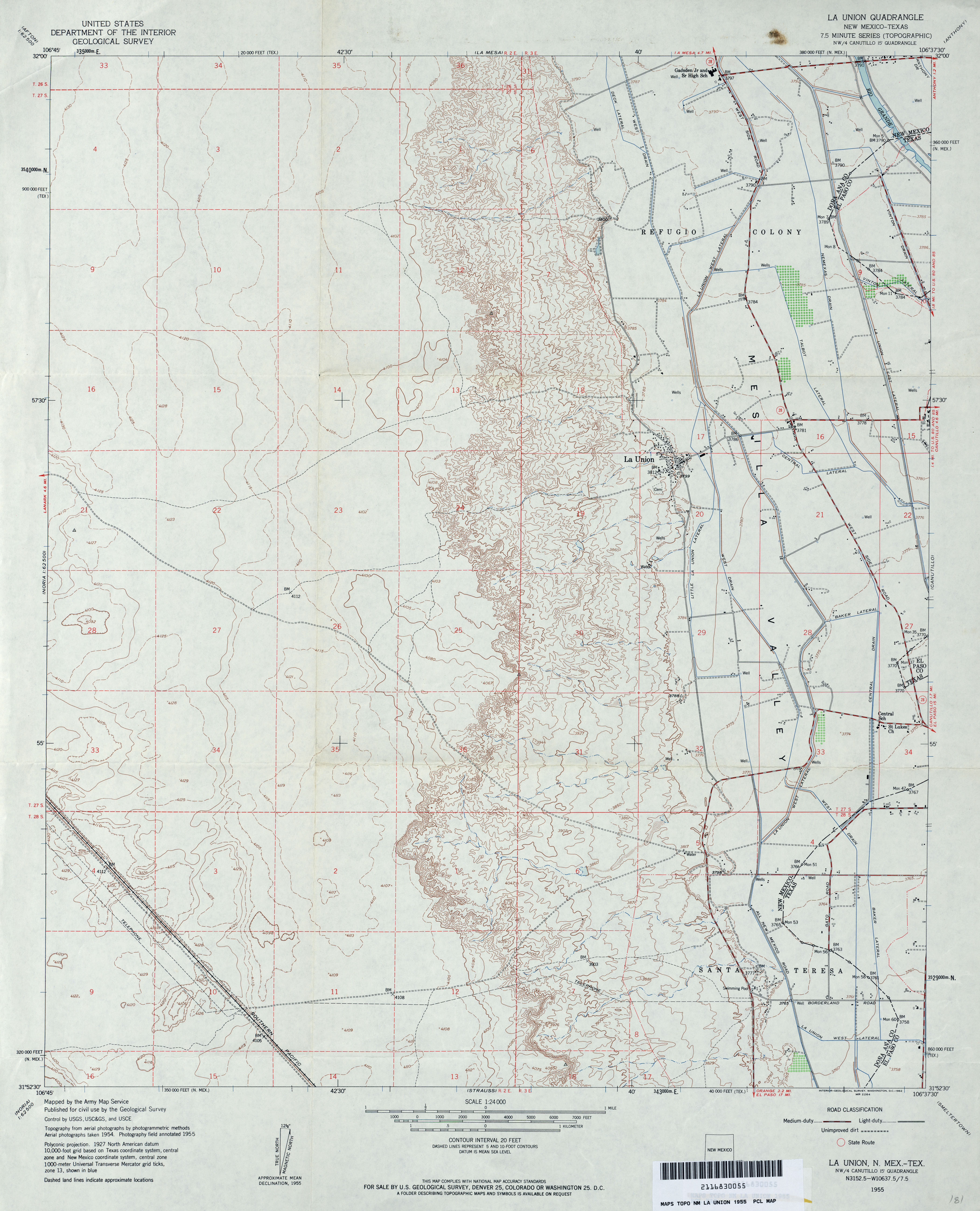 Map Of Tx