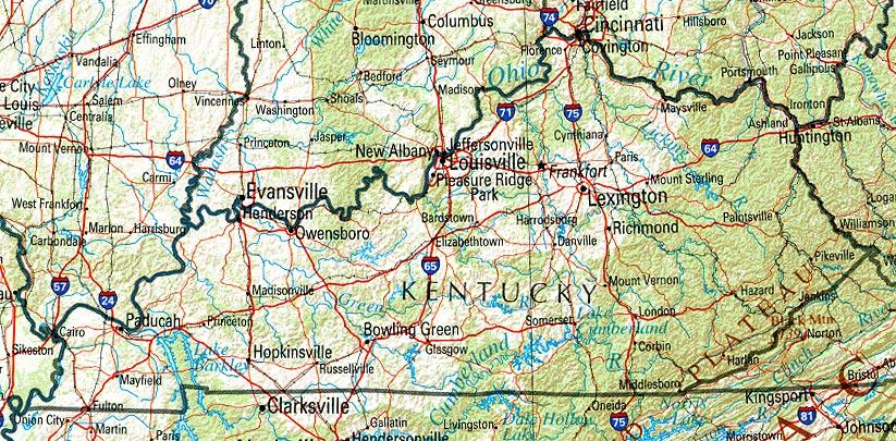 Gettysburg National Park Mapquest
