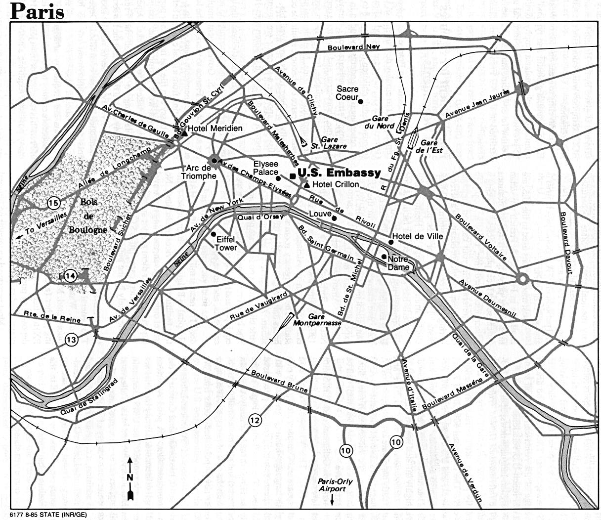 WillGoTo : France, Maps