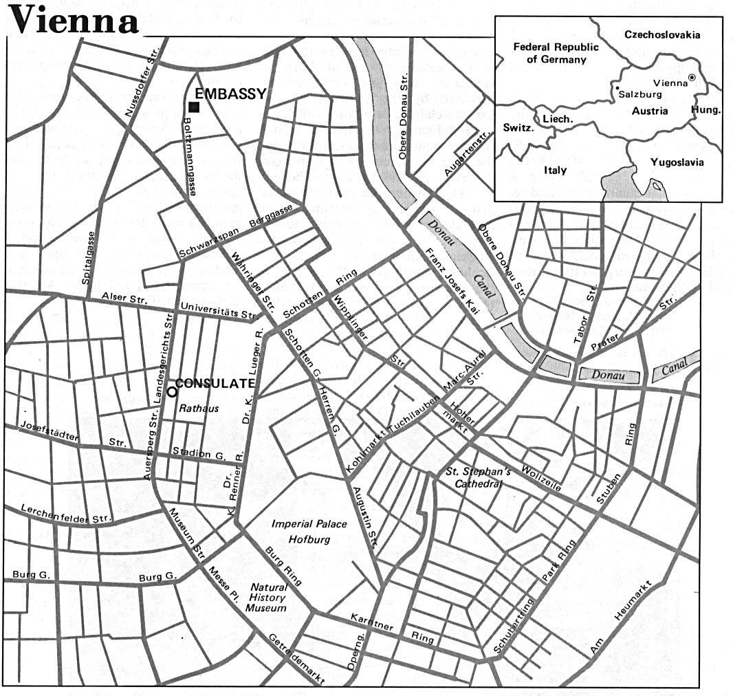 WillGoTo : Austria, Maps