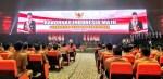 Bupati Malaka. hadiri Rakor Nasional Indonesia Maju Di Jakarta