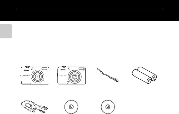 Bedienungsanleitung Nikon Coolpix L25 (Seite 4 von 204