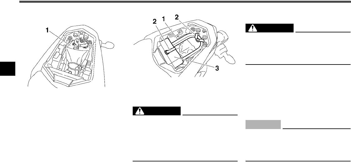 Bedienungsanleitung Yamaha FZ1-N (Seite 36 von 108) (Deutsch)