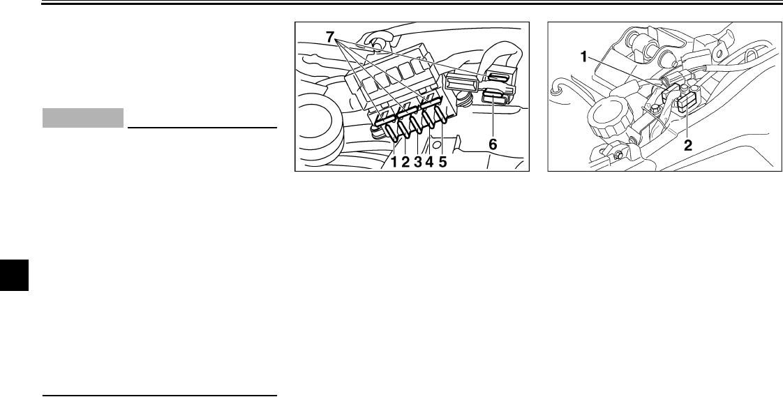 Bedienungsanleitung Yamaha TDM 850 (Seite 75 von 99) (Deutsch)