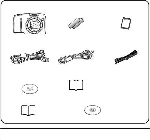 Bedienungsanleitung Canon PowerShot SX110 IS (Seite 2 von