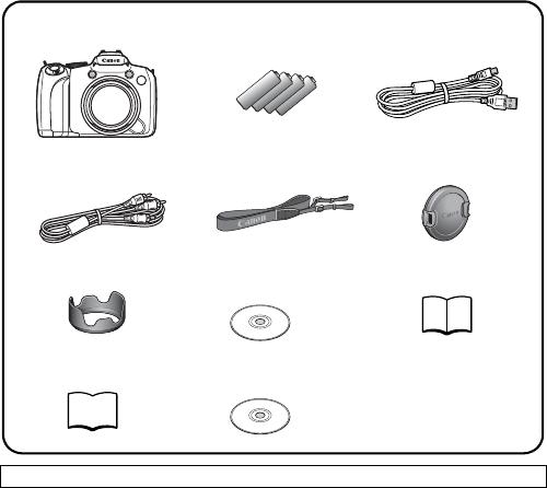 Bedienungsanleitung Canon PowerShot SX10 IS (Seite 2 von