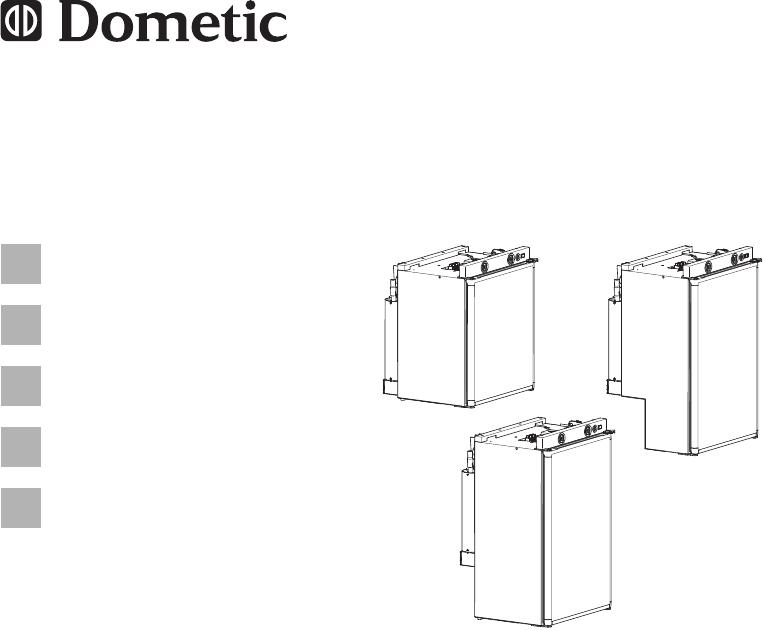 Bedienungsanleitung Dometic RM5310 (Seite 1 von 92