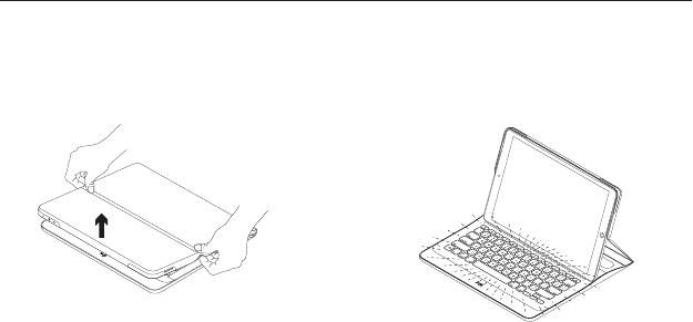 Ipad Keyboard Bedienungsanleitung